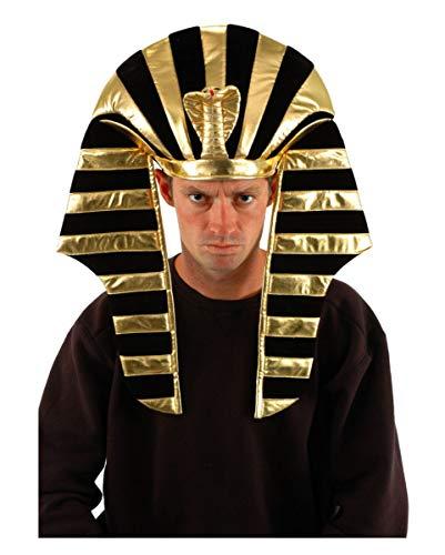 Horror-Shop Pharaonen Krone Deluxe Faschings Kostüm Accessoire (Pharao Kostüm Krone)