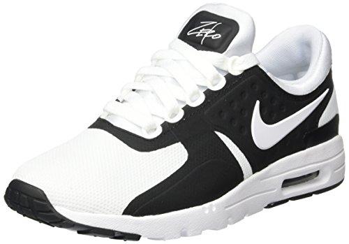 Nike - 857661-006, Scarpe sportive Donna Nero (Black/White)