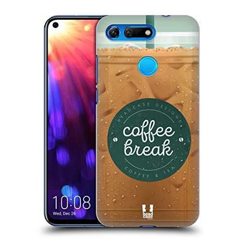 Head Case Designs Vereist Kaffeetassen Harte Rueckseiten Huelle kompatibel mit Huawei Honor View 20 / V20