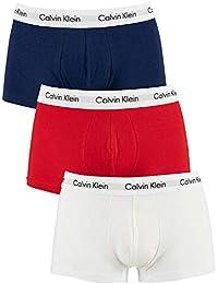 Calvin Klein - Boxer da uomo, confezione da 3