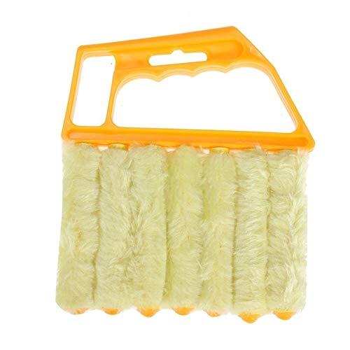 Küchenwerkzeug Mikrofaser Jalousien Reinigungsbürste Lamelle Staubfilter Clip Fenster Klimaanlage Staubtuch Vielseitiges Werkzeug