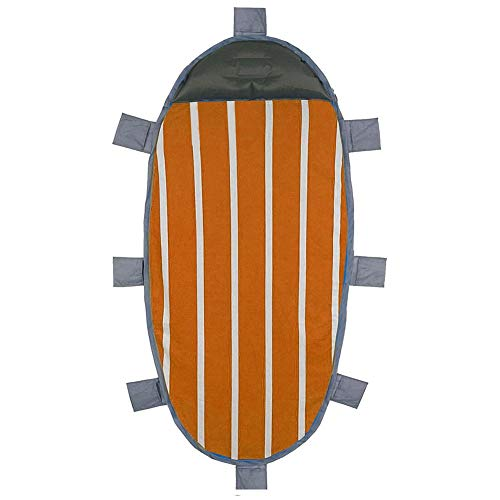 Somedays Klapp Picknick-Matte Strandmatte, Beach Mat Mountain Camping Supplies Schlaf Pat Mit Kissen, Bequem Isomatten Feuchtigkeitsfestes Pad Für Picknicks, Camping
