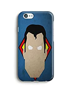 GenericBlank Face Superman iPhone 6/6s Phone Case