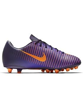 Nike 831944-585, Botas de Fútbol para Niños