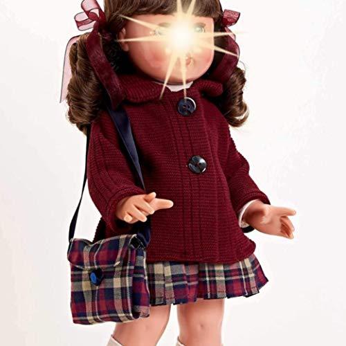 Marienkäfer Péz- Conj. Colegiala Bordeaux-Accessoires, Farbe Kleid zum Sammeln eigener Designs (Handelsübliche Spielzeuge, Maripe sl 1)