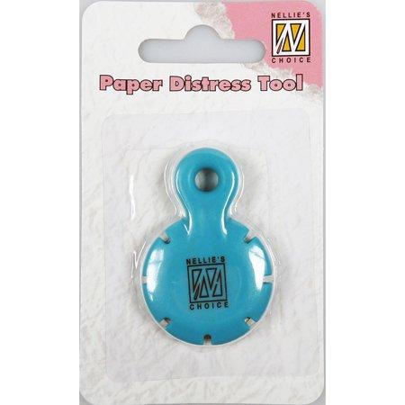 Nellie Snellen Paper Distress Tool PDT001, Hilfsmittel zum Ausfasern von Papierkanten - Distress Papier