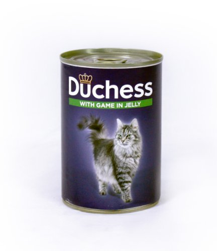 Duchess Complete Meat Selection in Jelly Wet Cat Food, 12 x 400 g 2
