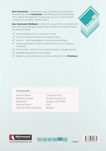 New Framework 5 Workbook+Cd - 9788466805834