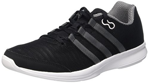 adidas Damen Lite Runner W Laufschuhe schwarz (Cblack/Cblack/Visgre)