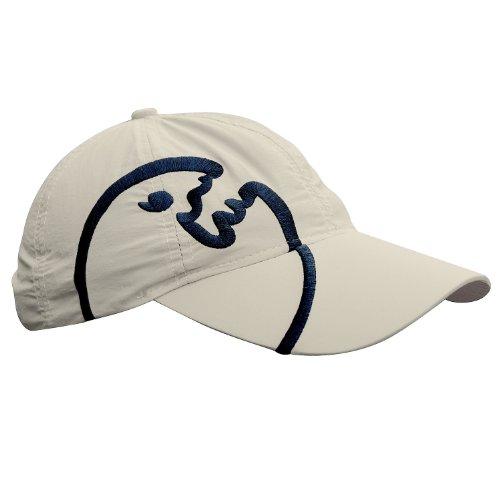 iQ-Company Cap UV200+ Bites, 2110_stone, one size, 319401_2110_Stk. Besten Schwimmen-kappe