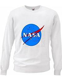 "Sweatshirt Sweater "" Nasa Iss Space Shuttle Raumfahrt Usa Universe Motiv Nr. 3790"