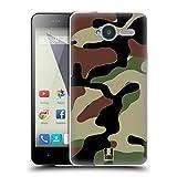 Head Case Designs Woodland Militärische Tarnfarben Soft