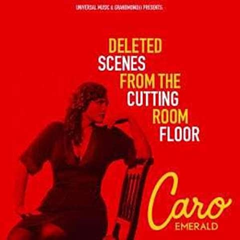 (CD Album Caro Emerald, 12 Titel) Riviera Life,You Don't Love Me ,Back It Up, Dr. Wanna Do ,The Other Woman,I Know That He's Mine ,Absolutely Me u.a.