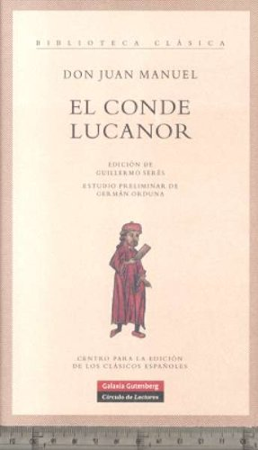 El conde Lucanor (Clásicos) por Don Juan Manuel