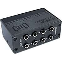 Hosa MHB-350 - Patchbay jack (6.3 mm,4 canales) (B001UQUMB0)