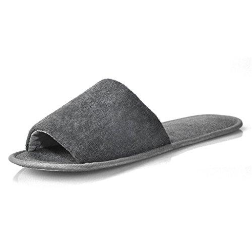 LQLD 10 Paia Chiuso Panno per Asciugamani per Piede Pantofole per Hotel Palestra Spa ospitalità Hotel Sauna Piede Sauna Sauna...