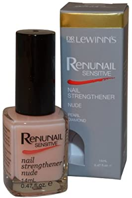 Dr Lewinn's Private Formula Renunail Sensitive Nail Strengthener Nude 15 ml