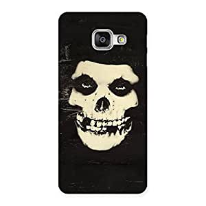 Impressive Vintage Skull Face Back Case Cover for Galaxy A3 2016