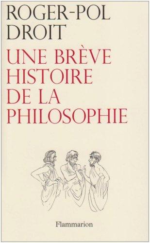 Une brève histoire de la philosophie
