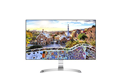 LG 27MP89HM It Self S 68,58cm (27inch) Full HD IPS Monitor Silver