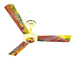 Luminous Play Humpty Dumpty Nursery Rhyme 1200mm 70-Watt Ceiling Fan