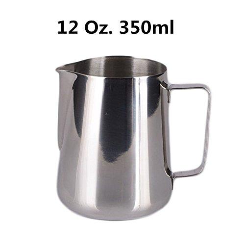 HULISEN Acero Inoxidable Espresso Café Jarra Térmica 150 ml 350 ml 600...