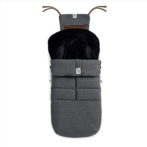 1e509a676 JANE Nest Plus - Saco silla de paseo, unisex, color gris y negro