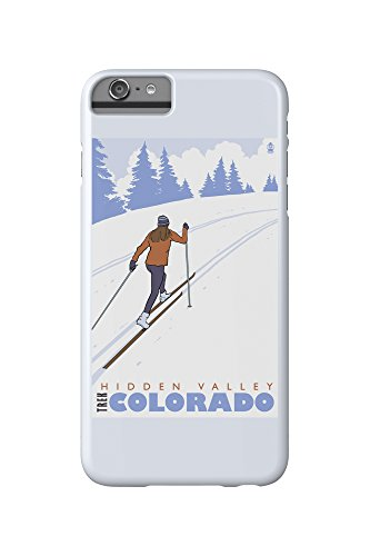 hidden-valley-colorado-cross-country-skier-iphone-6-plus-cell-phone-case-slim-barely-there
