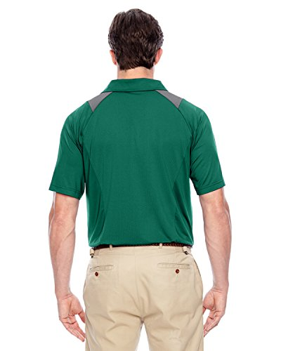 Team 365 TT24 Herren Innovator Performance Polo Shirt Grün - SPORT FOREST