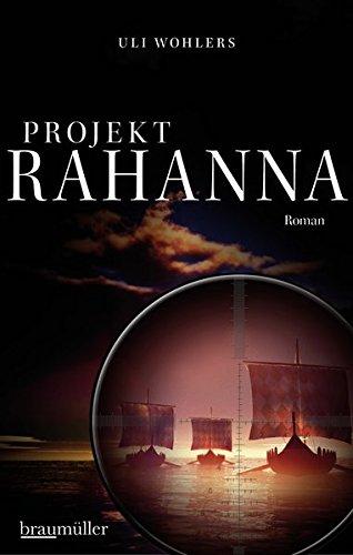Buchseite und Rezensionen zu 'Projekt Rahanna' von Uli Wohlers