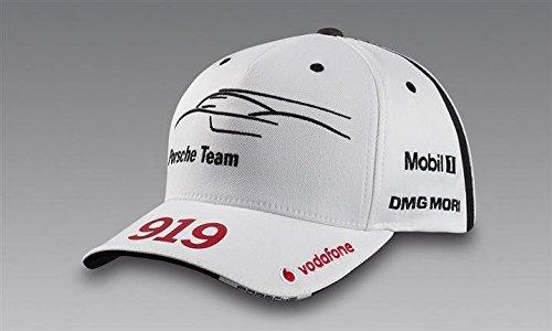Porsche Motorsport Le Mans Team Cap 2016 weiß