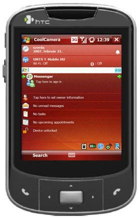 SoftLight-Displayschutzfolie htc P3450 (6 St.)