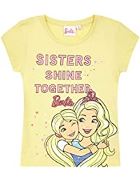 Amazon Niña Barbie es Blusas Camisetas Ropa Y Tops rrnCzYS