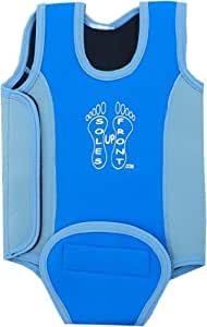 (0-6 B) SUF Soles Up Front Baby Wetsuit Baby Warmer