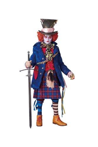 Alice in Wonderland The Movie - Johnny Depp als Der Verrückte