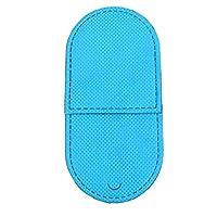 6 Pcs/lot kids amblyopia treatment eye mask patch or for weak sight training eyeglass case pouch