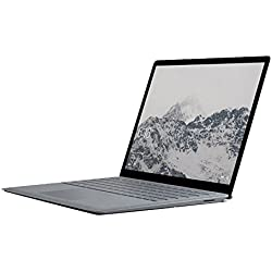 "Microsoft Surface Laptop - Portátil ultrafino de 13.5"" Pixelsense (Intel Core i5 7ª Gen, 8 GB RAM, 256 GB SSD, Intel HD Graphics 620, Windows 10S + Office 365) color Platino - Teclado QWERTY español"