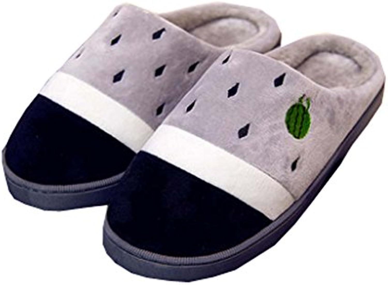 Rutschfeste Hausschuhe  halten Sie Fuß warm Hausschuhe  Herren warme Hausschuhe  Gary