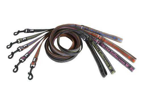 Artikelbild: Hurtta Outdoors Reflexleine, 180 cm x 30 mm, birke