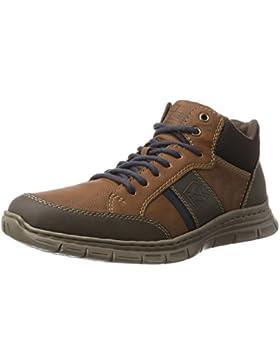 Rieker Herren B4818 Hohe Sneaker