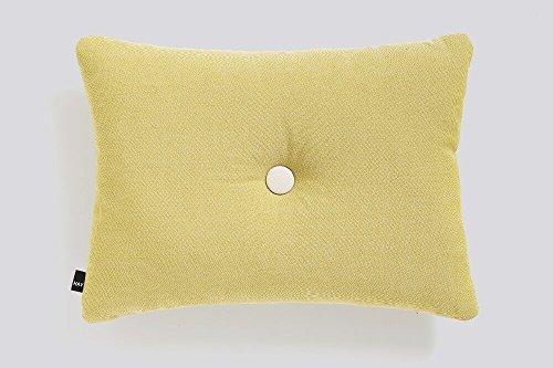 HAY - Dot Cushion - Rime - 911 - mustard