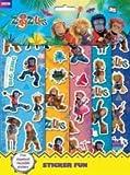 ZingZillas: Sticker Fun