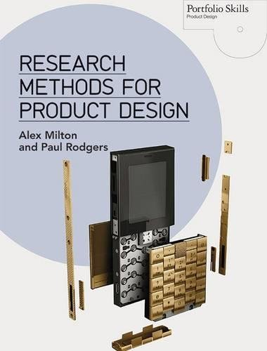 Research Methods for Product Design (Portfolio Skills) por Alex Milton