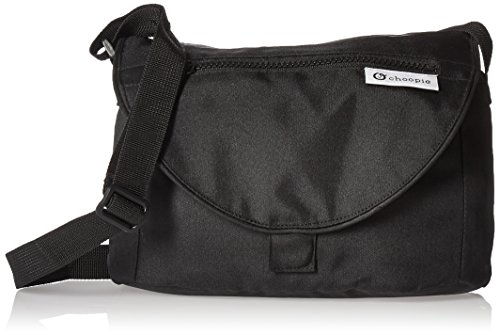 CityStroll 2-in-1 Stroller Organizer /Caddy & Take with You Shoulder Bag, Black