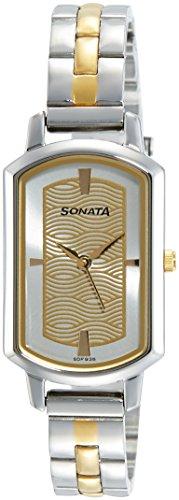 Sonata 8139BM01  Analog Watch For Unisex