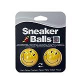 Sneaker Balls für Schuhe Schuhdeo Lufterfrischer Sneakerballs Sportschuhe (Happy Face)