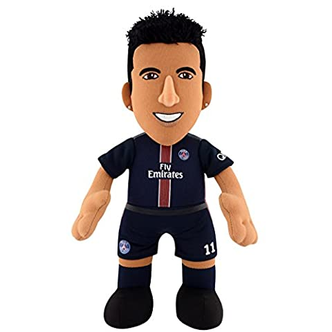 Poupluche Ángel Di María - Paris Saint-Germain - Saison 2016/17
