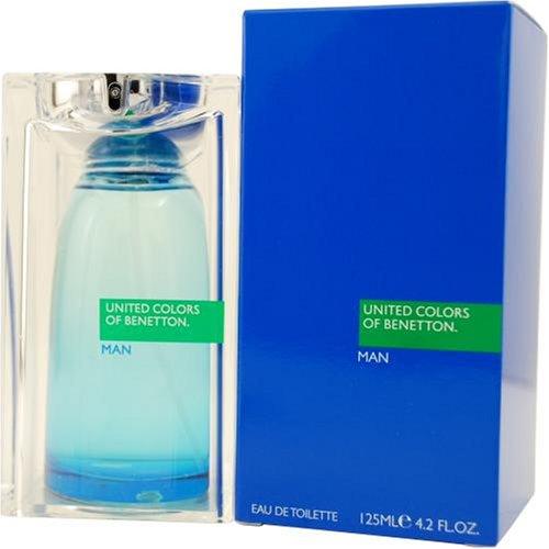 United colors of benetton by benetton for men. eau de toilette spray 4.2-ounces by benetton