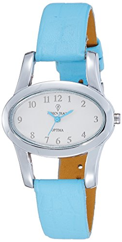 Optima FT-ANL-2472-SB Fashion Track Analog Watch For Girls