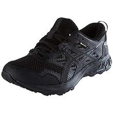 Asics GEL-Sonoma 5 G-TX, Men's Running Shoes, Black/Black, 10.5 UK (46 EU)